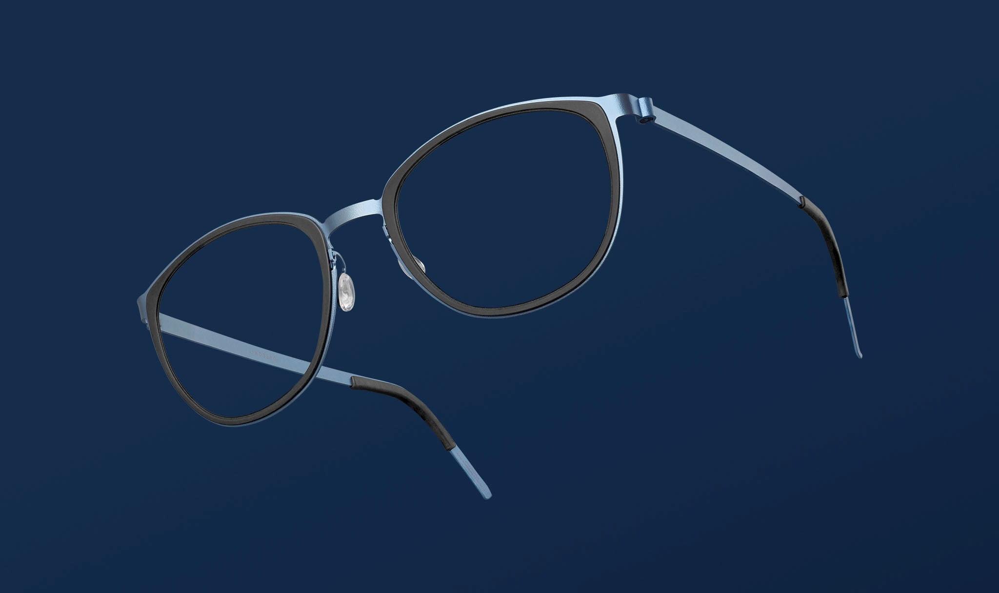 Lindberg aluminum brillen