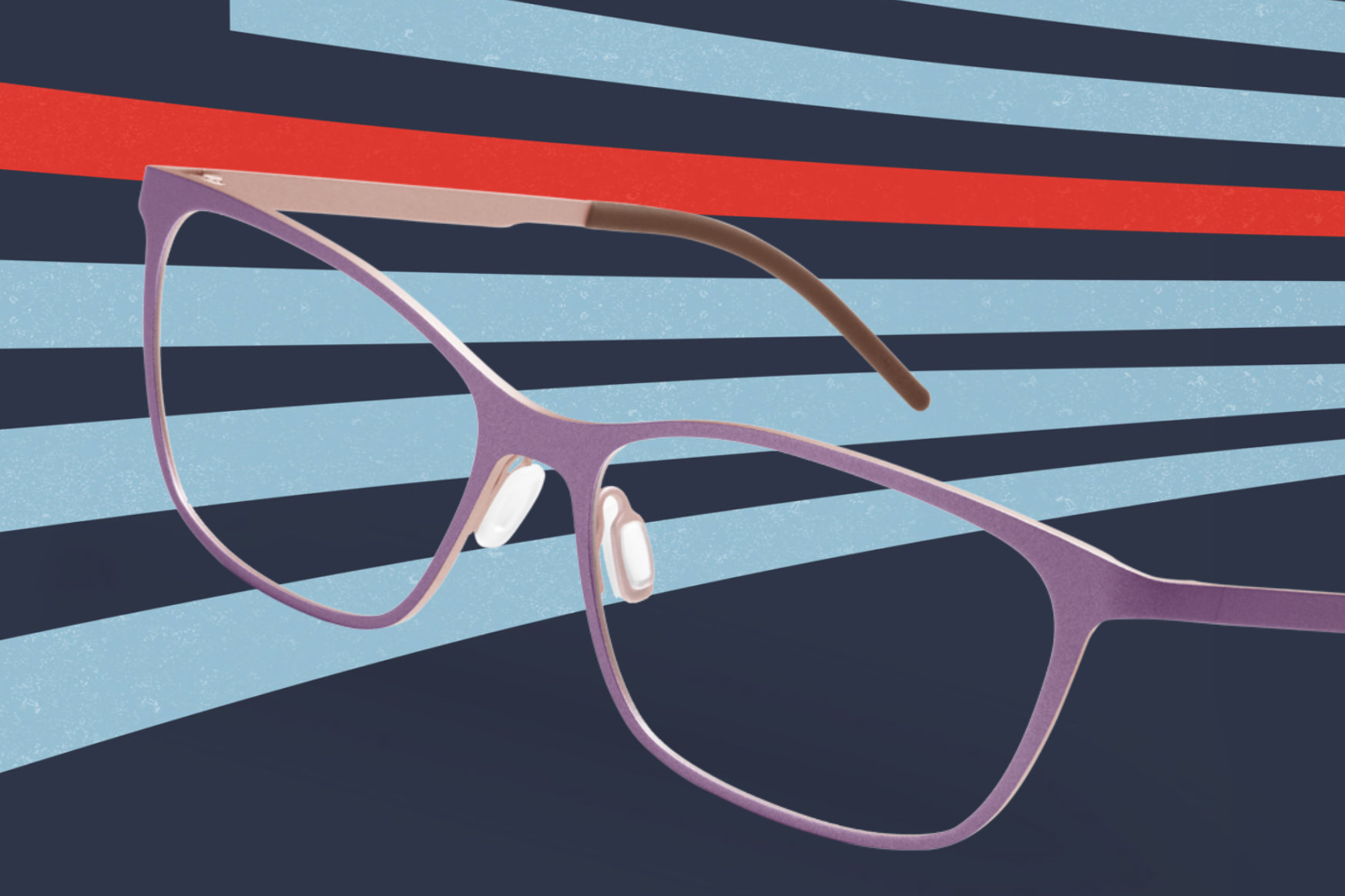 Orgreen kleurrijke brillen
