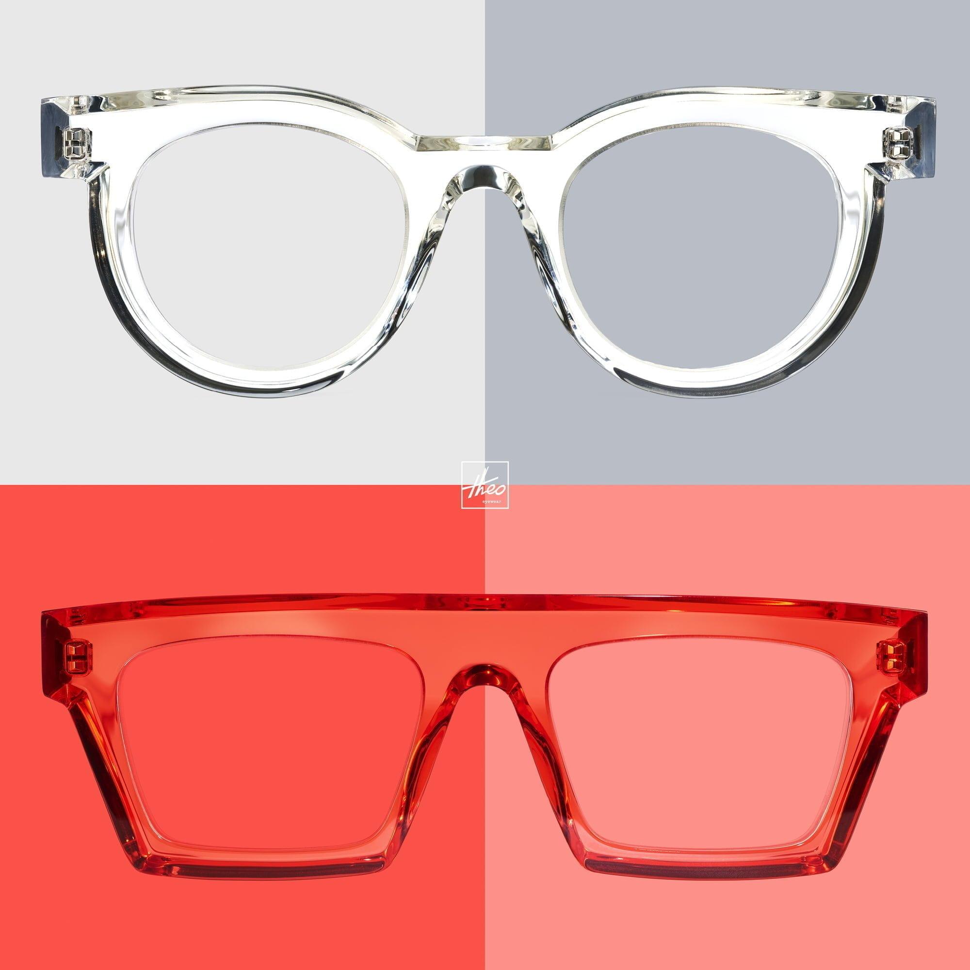 Theo monturen en brillen