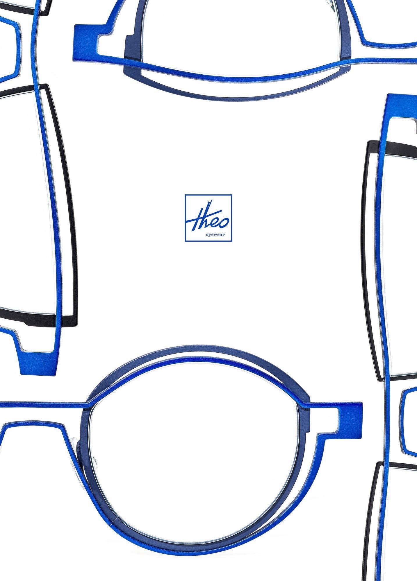 Unieke brillen en monturen van Theo